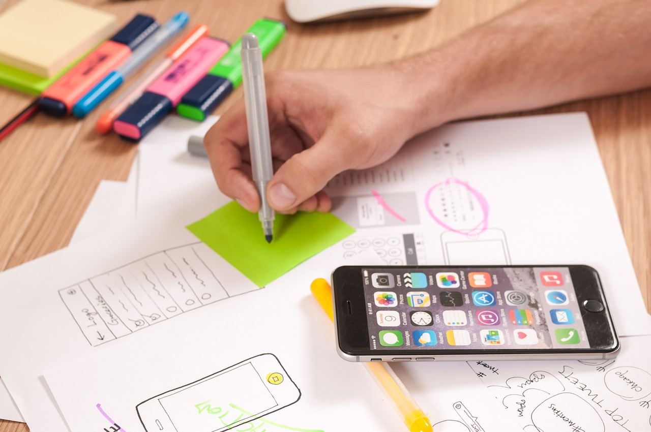 Top 6 Tips for Mobile App Design