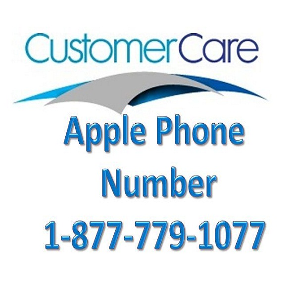 Apple Technical Support Number 1-877-779-1077