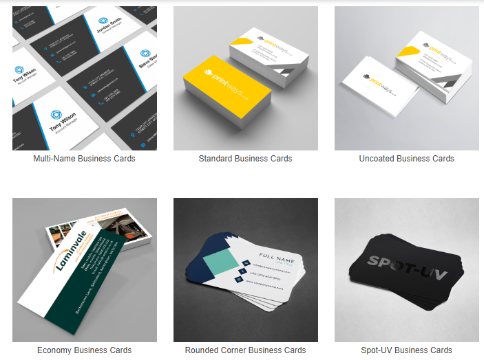 Luxury Business Cards London - Print your Business Impression on the Minds of Clients for Long!