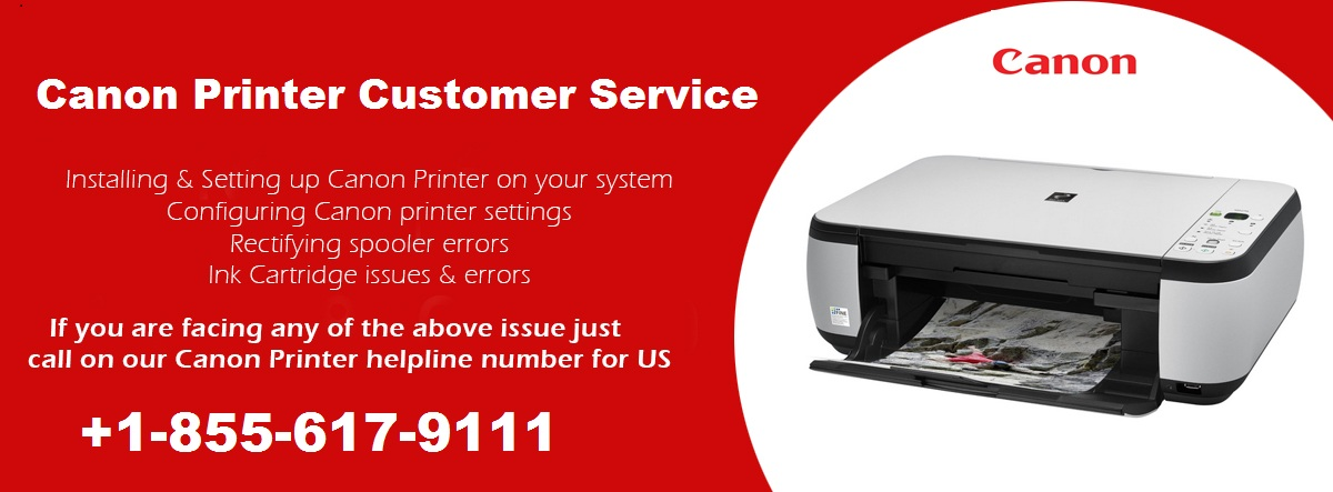 Setup and setting of canon printers and drivers