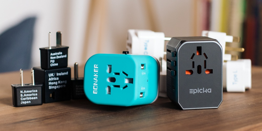 6 Important Things to Keep In Mind While Buying a Travel Adapter