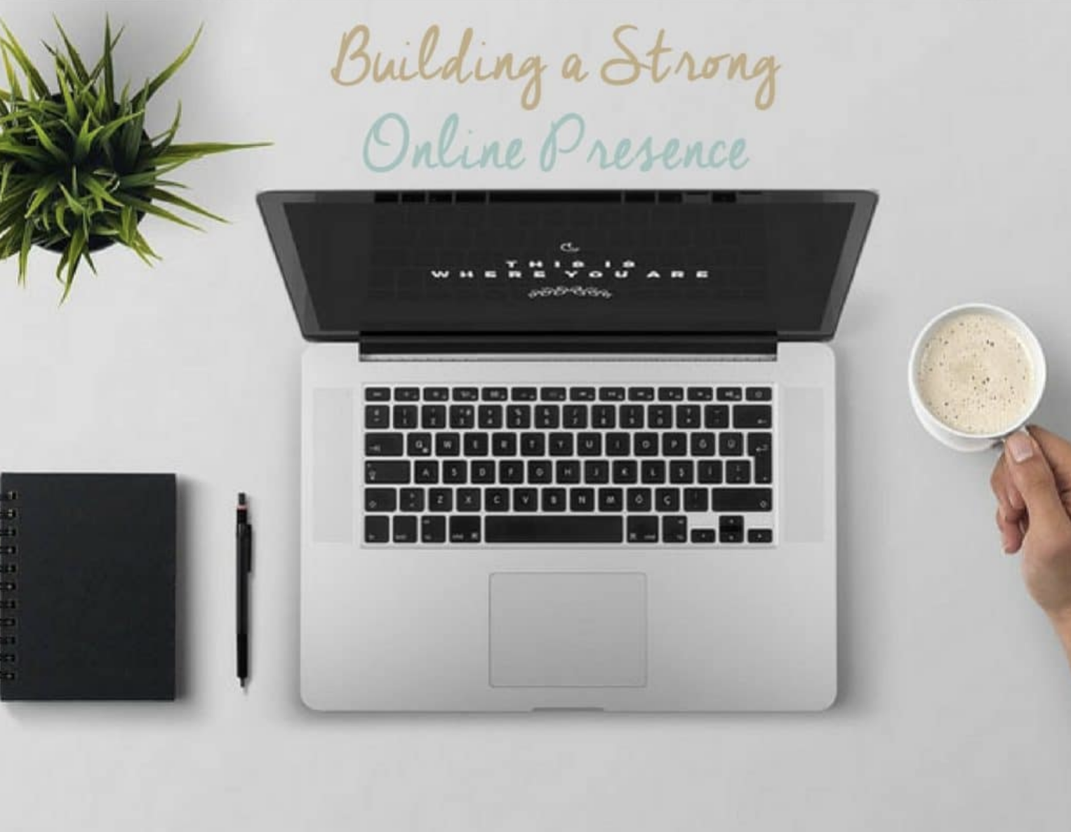 How to build a strong online presence when starting a new business