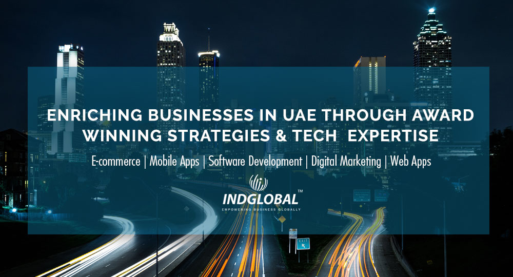 Indglobal Digital Private Limited, UAE