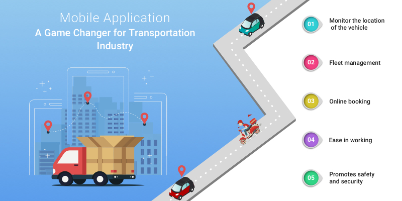 Mobile Application- A Game Changer for Transportation Industry