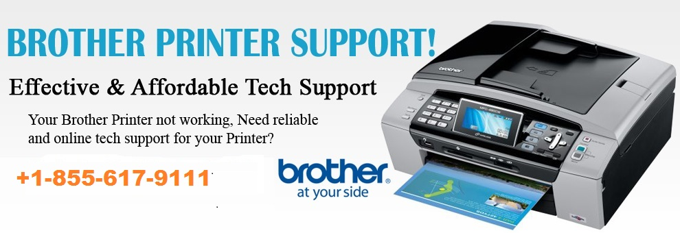 Brother printer not working