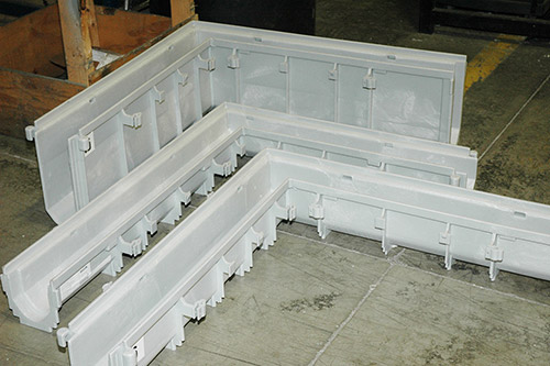 Characteristics of the Products Built Through Foam Molding