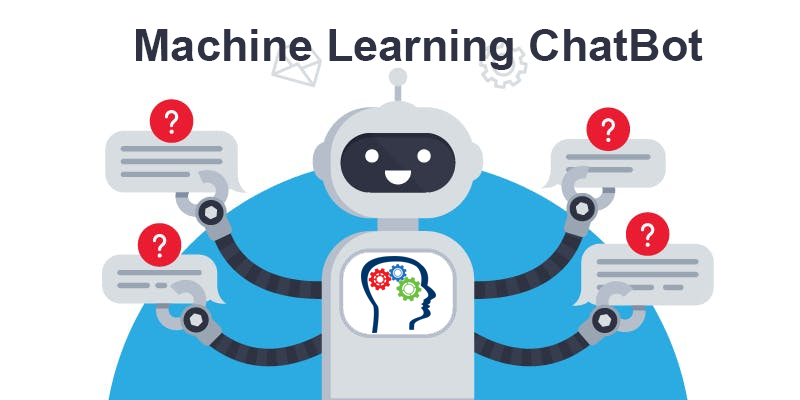 How machine learning is applied to ChatBot?