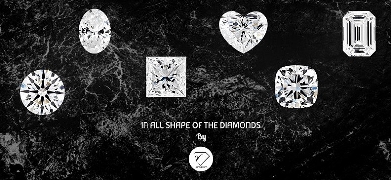 How to choose the perfect diamond shape?