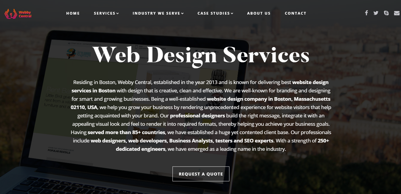 What Factors You Should Consider While Hiring A Web Design Company In Boston