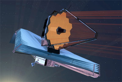 Linking JWST and human spaceflight