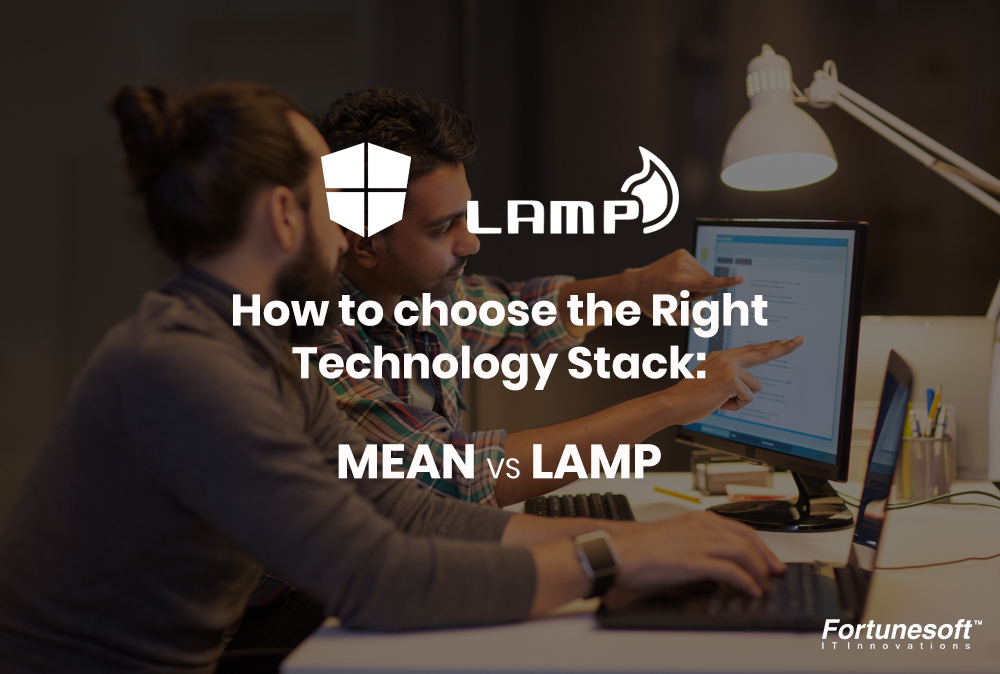 How to choose the Right technology stack : MEAN vs LAMP
