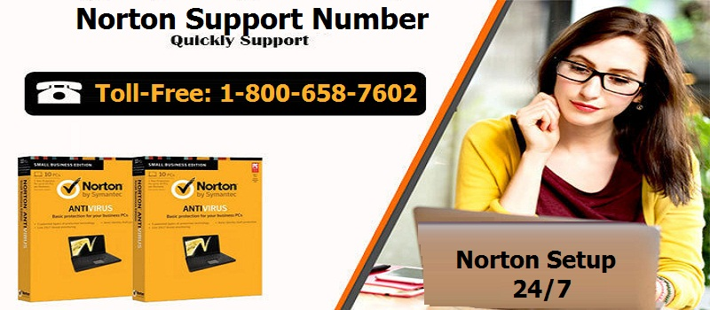 Norton Support Phone Number 1-800-658-7602 Setup and Activate Antivirus