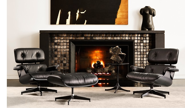 Own A True Icon of Modern Design Chairs – Eames Lounge Chair