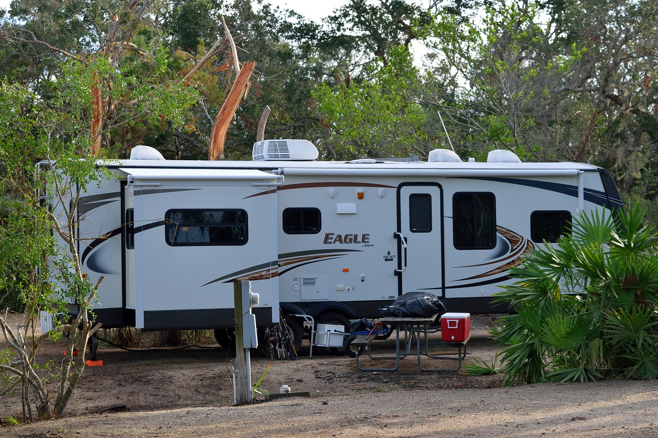 5 Smart & Simple Tips to Increase RV Security