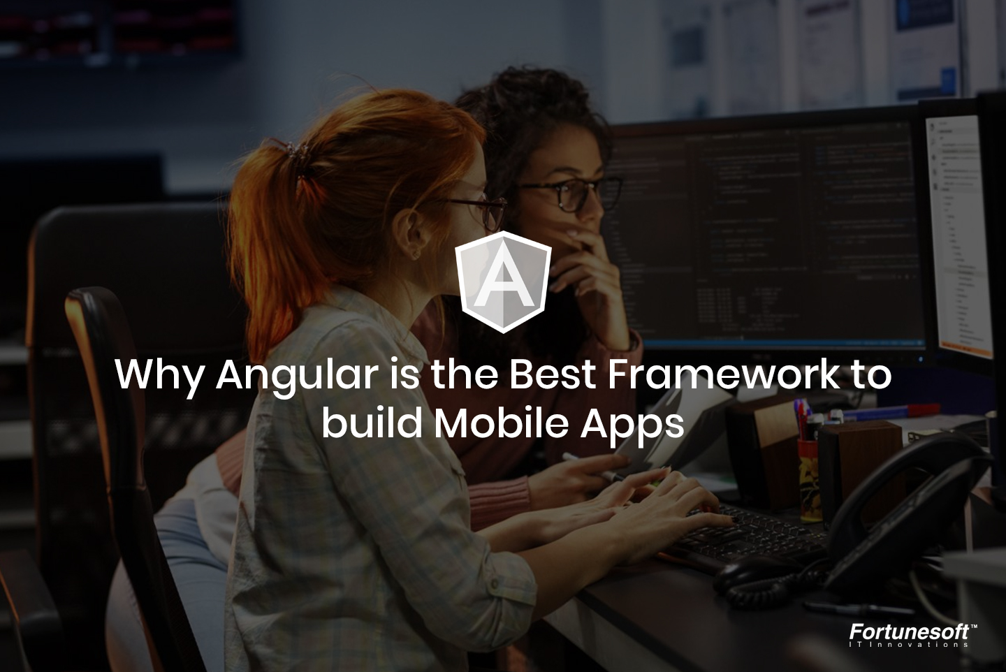 Why Build Mobile apps with Angular