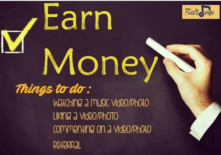 BEATS AND TANGO:Earn money from home online,Earn passive income online!