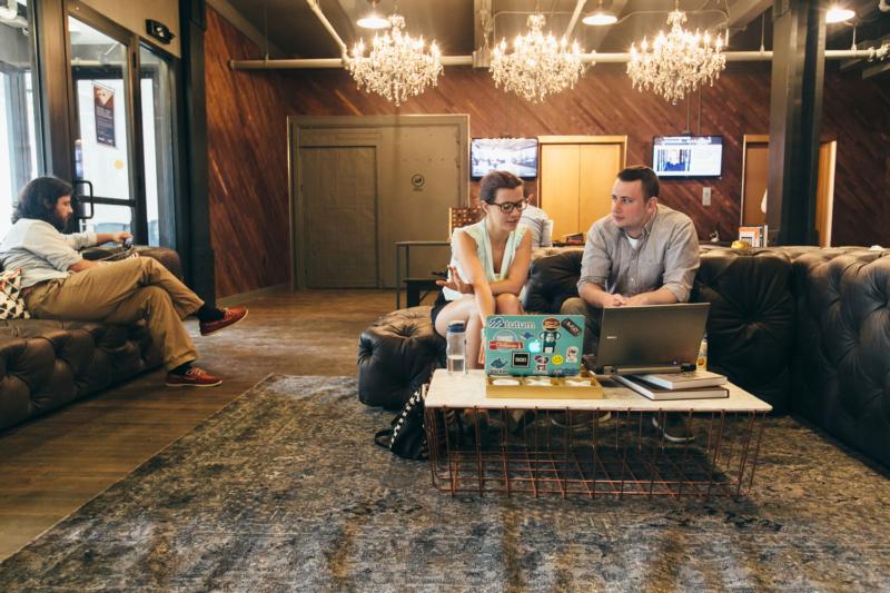 Freelance Co-Working Hub