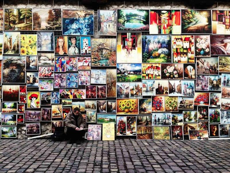 freelancer portfolio collection