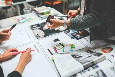freelance portfolio work