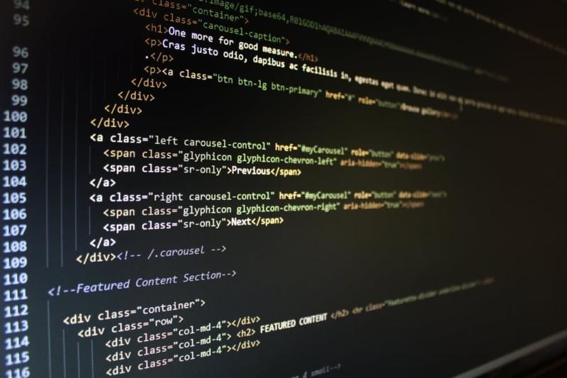 freelancer website code