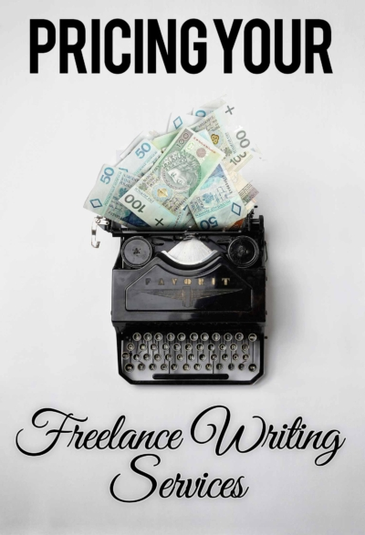 freelance writing services pricing